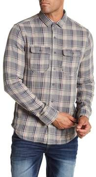 Jeremiah Melville Reversible Twist Shirt