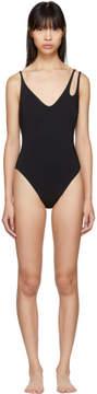 Araks Black Jamie Swimsuit