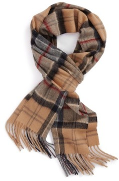 Barbour Men's Merino Wool & Cashmere Scarf