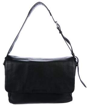 Marc by Marc Jacobs Grained Leather Messenger Bag