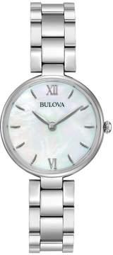 Bulova Women's Classic Stainless Steel Watch - 96L229