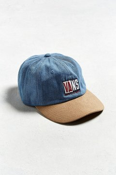 Vans Blaine Suede Bill Baseball Hat