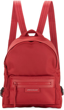 Longchamp Le Pliage Small Nylon Backpack - MEDIUM RED - STYLE