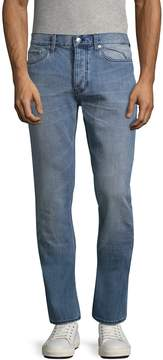 BLK DNM Men's 15 Whiskering Slim Fit Jeans