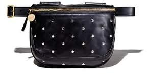 Clare Vivier Nouveau Studded Leather Belt Bag