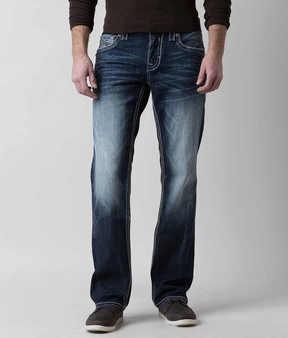 Rock Revival Estep Straight Stretch Jean