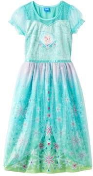 Disney Disney's Frozen Fever Elsa Dress-Up Nightgown - Girls 4-10