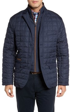 Tailorbyrd Men's Hodge Quilted Jacket