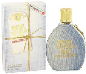 Diesel Fuel For Life Denim Eau De Toilette Spray for Women (1.7 oz/50 ml)