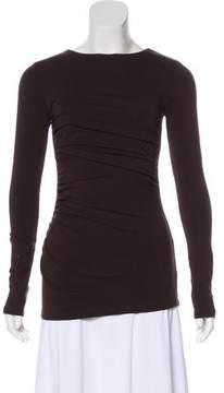 Susana Monaco Long Sleeve Stretch Top w/ Tags