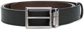 Michael Kors logo buckle belt