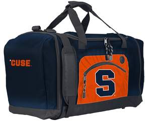 NCAA Northwest Syracuse Orange Roadblock Duffel Bag