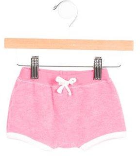 Petit Bateau Girls' Terry Cloth Mini Shorts