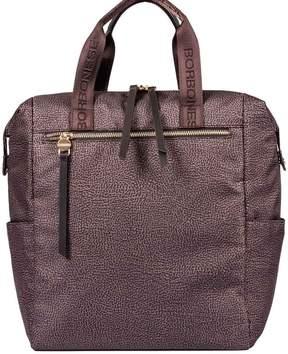Borbonese Jet O.p. Handbag And Backpack