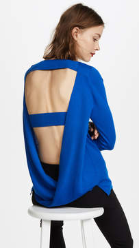 Dion Lee Spiral Loop Sweater
