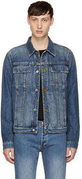 Helmut Lang Indigo Denim Mr. 87 Jacket