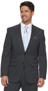 Apt. 9 Men's Knit Slim-Fit Gray Pindot Suit Jacket