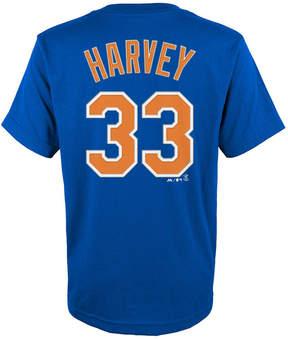 Majestic Kids' Matt Harvey New York Mets Player T-Shirt