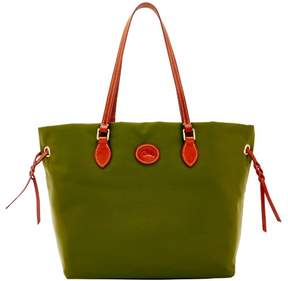 Dooney & Bourke Nylon Shopper Tote - OLIVE - STYLE