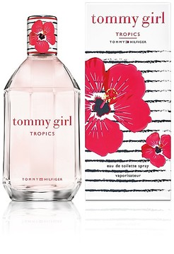 Tommy Girl Tropics Eau De Toilette Spray 3.4oz