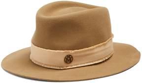 Maison Michel André fur-felt hat