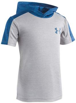 Under Armour Boys' Short-Sleeve Tech Hoodie - Little Kid