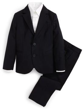 Armani Junior Boy's Wool Suit