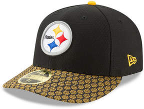 New Era Pittsburgh Steelers Sideline Low Profile 59FIFTY Fitted Cap