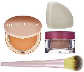 Mally Beauty Mally Start to Finish 3-piece Collection