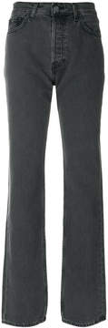 Yeezy faded dark jeans