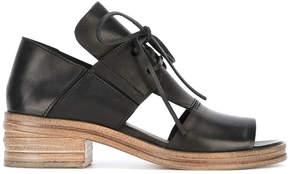 Marsèll cut-out open toe sandals