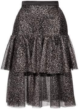 Rodarte layered frill skirt