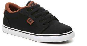 DC Boys Anvil TX Toddler & Youth Sneaker