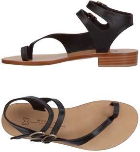 Max Mara Toe strap sandals