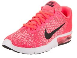 Nike Women's Air Max Sequent 2 Running Shoe.