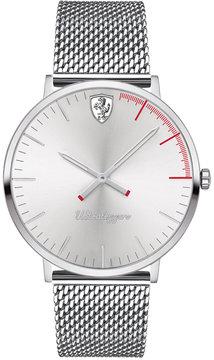 Ferrari Men's Ultraleggero Stainless Steel Mesh Bracelet Watch 40mm 0830407
