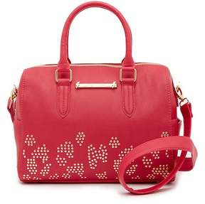 Betsey Johnson Studded Satchel