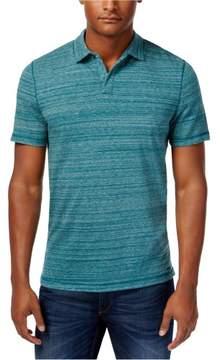 Michael Kors Space Dye Rugby Polo Shirt