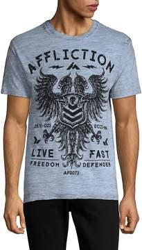 Affliction Men's Pure Cotton Tee