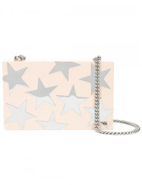 Stella McCartney Star Chain Clutch