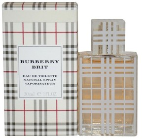 Burberry Brit by Burberry Eau de Toilette Women's Spray Perfume - 1 fl oz