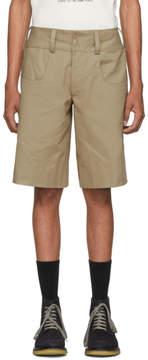 Tailgate St-Henri SSENSE Exclusive Beige Shorts