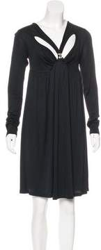 Christian Lacroix Jersey Knee-Length Dress