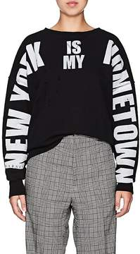 Faith Connexion Women's thedrop@barneys: New York Cotton Sweatshirt