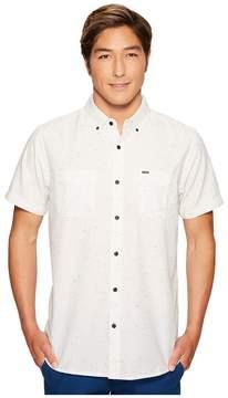 Rip Curl Land Locked Short Sleeve Shirt Men's Short Sleeve Button Up