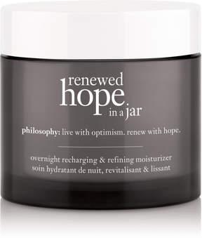 philosophy Renewed Hope In A Jar Overnight