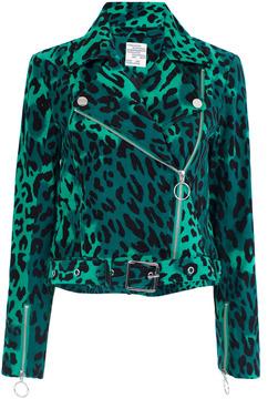 Baum und Pferdgarten Britany Leopard Print Jacket