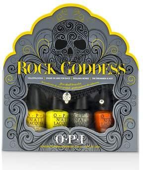 OPI Rock Goddess Mini Nail Lacquer Set