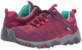Merrell Moab FST Low Waterproof Girls Shoes