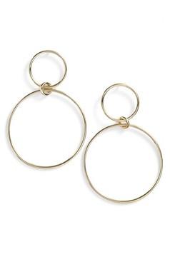 Bony Levy Women's Geo Circle Drop Earrings (Nordstrom Exclusive)